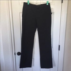 Theory women's black slacks sz. 8